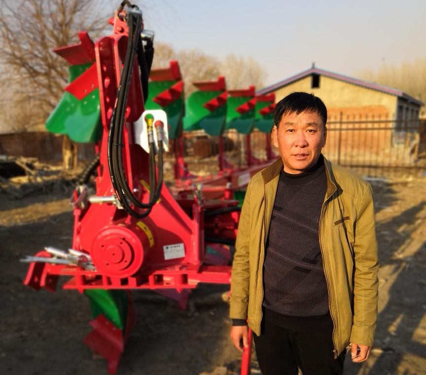 Nuevo importador en China