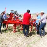 La eficiencia del cultivador Versatill protagoniza Demoagro 2015