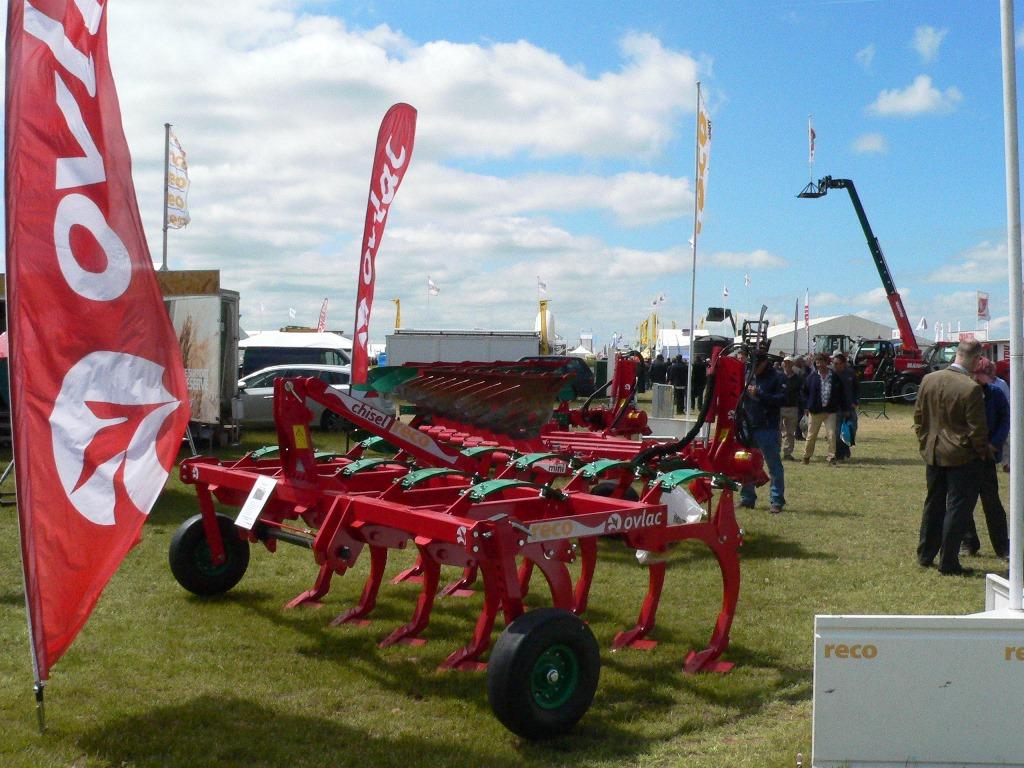 Ovlac continúa creciendo en el exigente mercado británico de maquinaria agrícola
