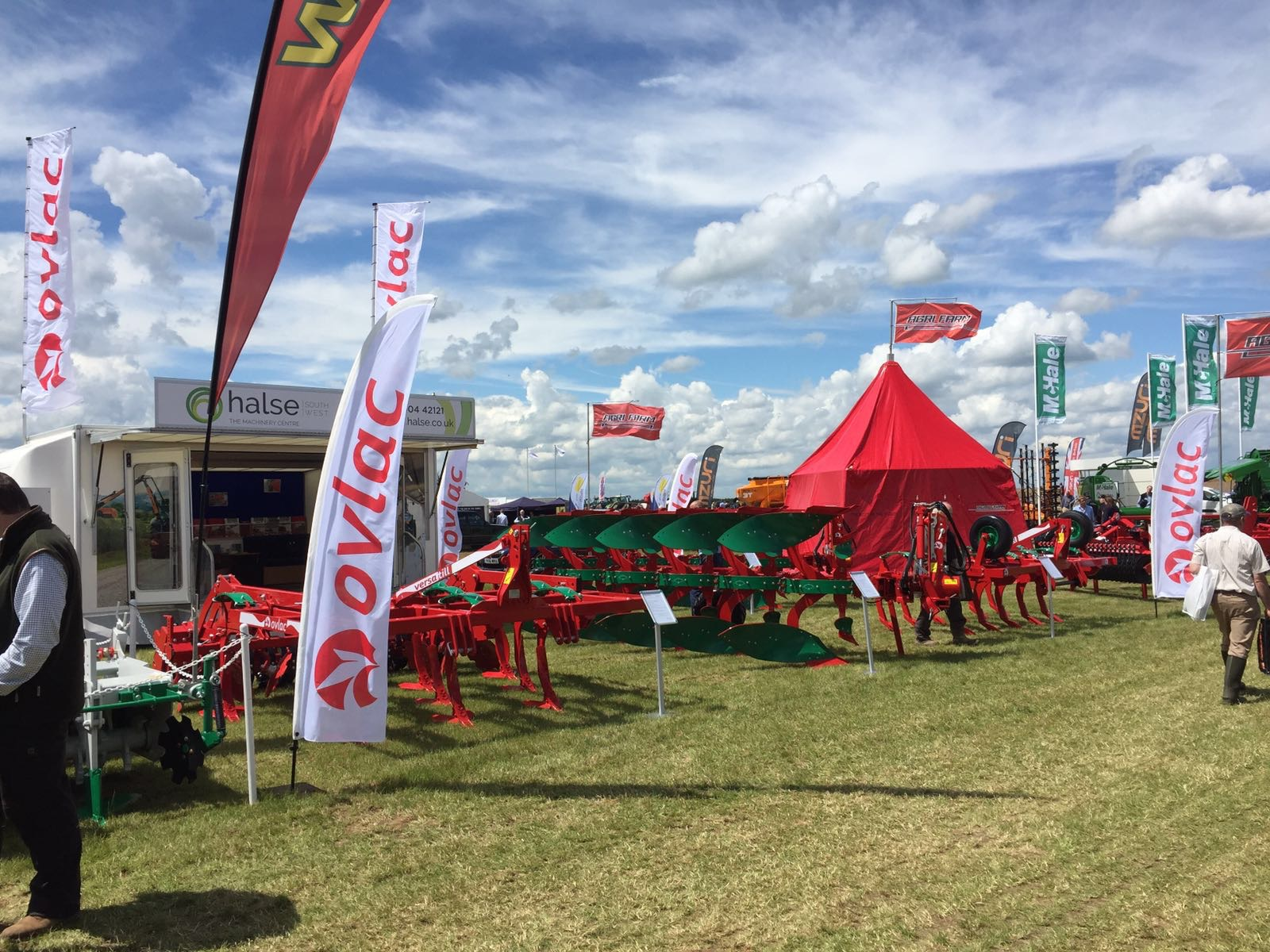 OVLAC at Cereals Event 2016