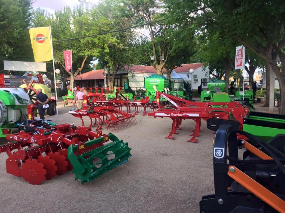 La gama de viña de Ovlac protagonizó su presencia en FERCAM Manzanares 2016