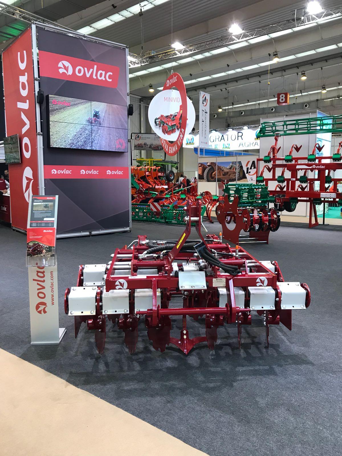 Ovlac participó en FIMA 2018
