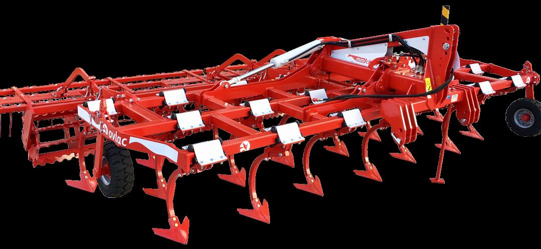 Las evoluciones de Ovlac se verán en Agritechnica