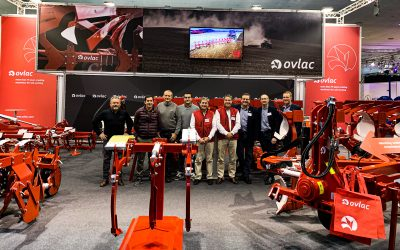 Ovlac comes back from AgriTechnica2019 with great feelings