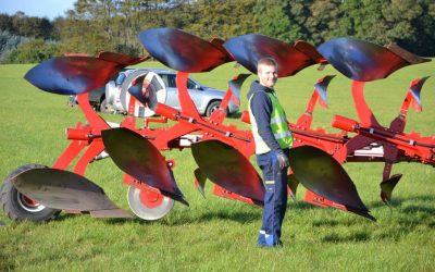 OVLAC Champion at Denmark´s ploughing Contest