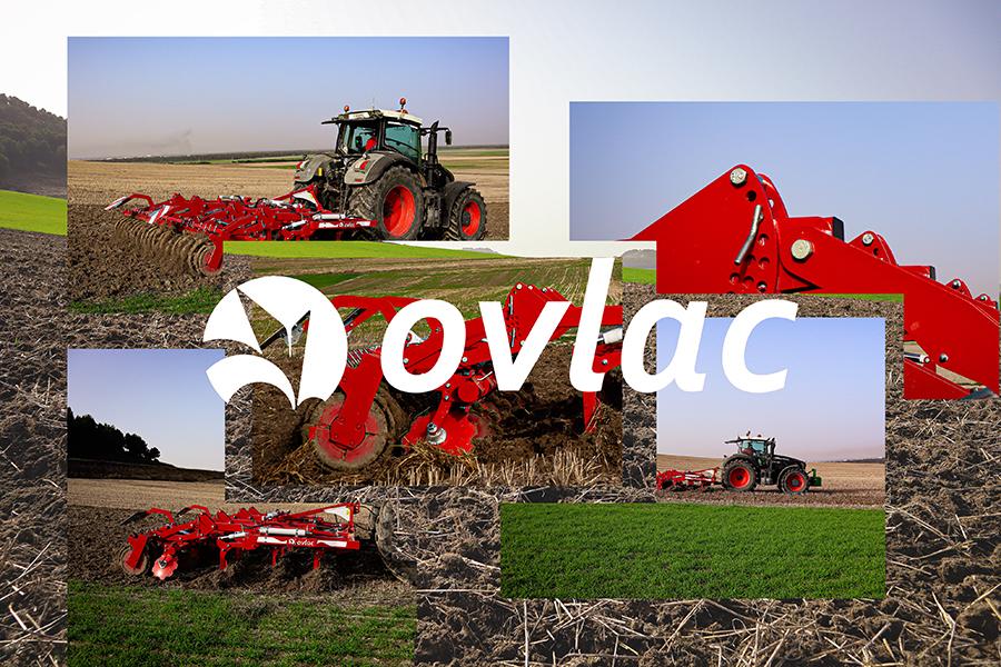 New Versatill: Ovlac's multi-purpose cultivator
